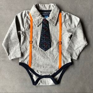 Andy & Evan Bodysuit Baby Size 3-6 Months